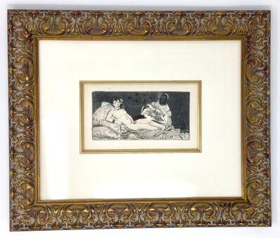 Édouard Manet, 'Olympia', c. 1867