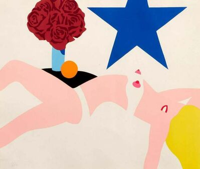 Tom Wesselmann, 'Great American nude', 1968