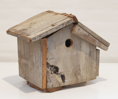 Beverly Buchanan, 'Birdhouse', n.d.