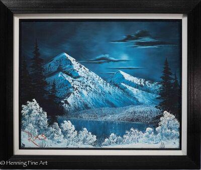 Bob Norman Ross, 'Arctic Mountain Landscape', ca. 1990