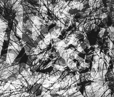 German Lorca, 'Crossed Stems.', 1965