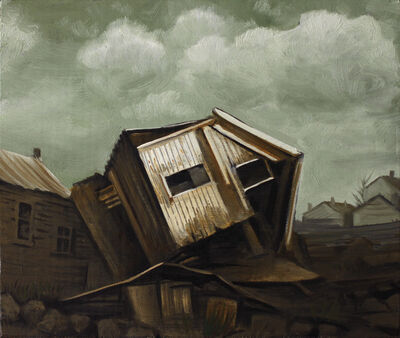 Demiak, 'Memoirs of loss II', 2015