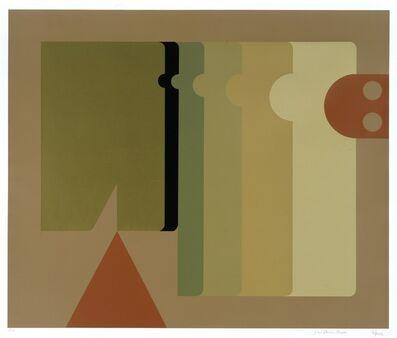 Manuel Felguérez, 'Diseño 18 [Design 18]', 1973