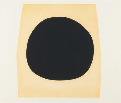 Alberto Burri, 'Bianchi e Neri I (Acetates), plate F', 1969