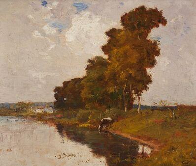 Frederick Kost, 'Pastoral', ca. 1900