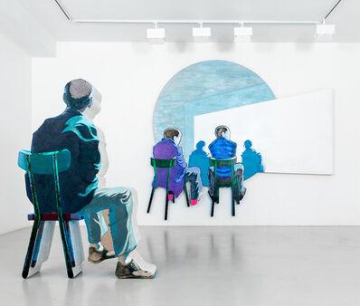 Alexander Dashevskiy, 'Spectators', 2018-2019