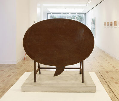 Jorge Wellesley, 'Empty Words', 2009-2010