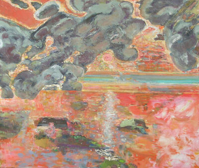 Bernard Chaet, 'Heavy Clouds', 2005
