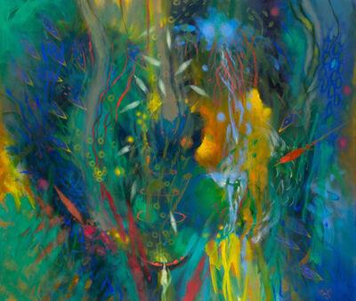 Carlos Jacanamijoy, ' Semillas de jardín nocturno (Seeds of the night garden)', 2018