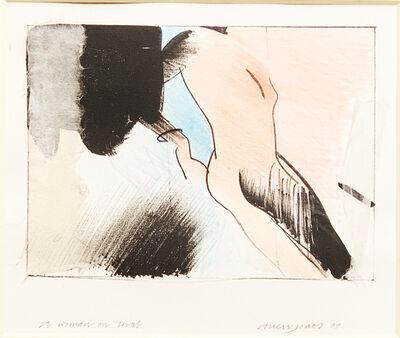 Allen Jones, 'Woman on trial', 1979