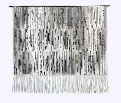 Nicole Salimbene, 'ARTFORUM TAPESTRY IX', 2020