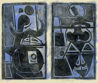 Sam Glankoff, 'Untitled', 1940-1950