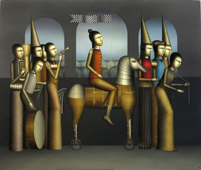 "Armen Gevorgian, '""The Parade"" / ""Resmi Geçit""', 2014"