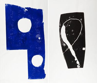 Norbert Prangenberg, 'Untitled', 1985