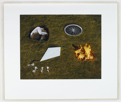 Sigurdur Gudmundsson, 'Collage', 1979