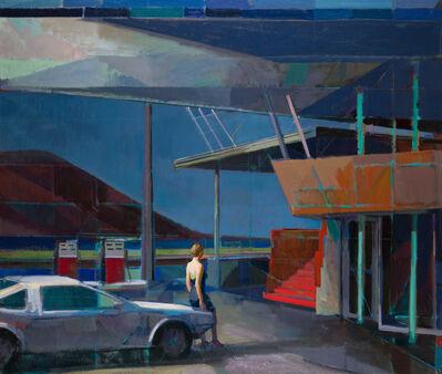 Hiroshi Sato, 'Gas Station', 2019