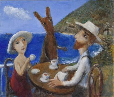 Garry Shead, 'Afternoon Tea', 1995