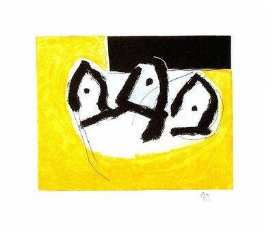 Robert Motherwell, 'Sirens I', 1988