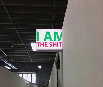 Oliver King, 'I am the shit', 2018