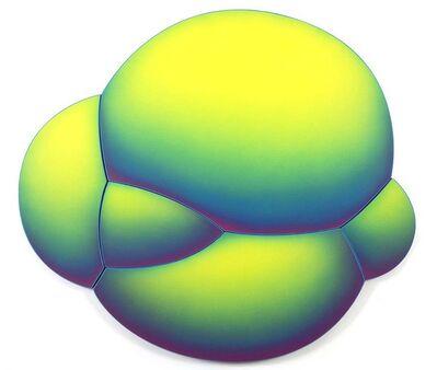 Jan Kaláb, 'Green Atomic Bubble', 2020