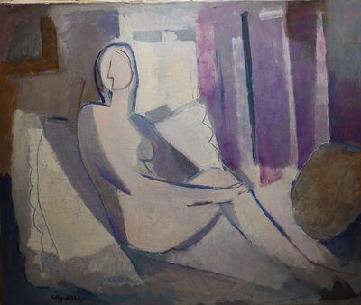 Joan Capella, 'Desnudo femenino'