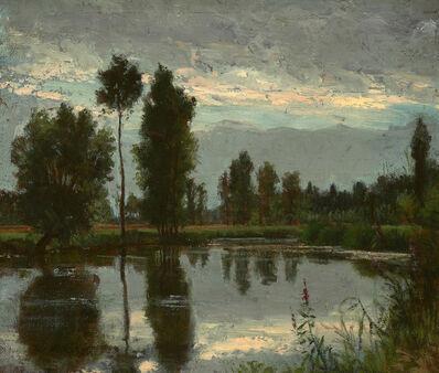 Winckworth Allan Gay, 'Grez-sur-Loing'