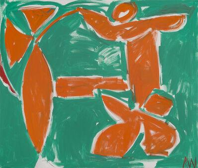 Dick Watkins, 'L'apres midi d'un faune', 2006