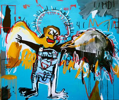 Damián Ontiveros, 'Migrant Reenacment: Fallen Angel', 2015