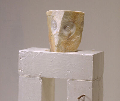 Oliver Lee Jackson, 'Marble and Wood Sculpture', 1990