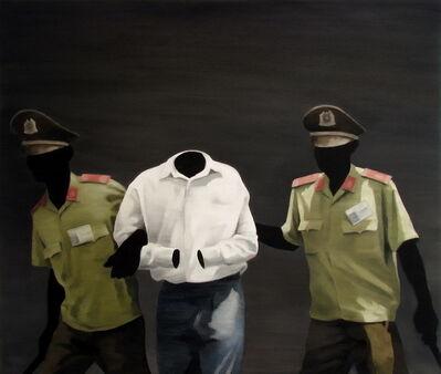 Nguyen Thai Tuan, 'Black Painting No.85', 2009