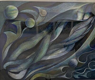 Gillian Bradshaw-Smith, 'Moon 7: Valetudo', 2020