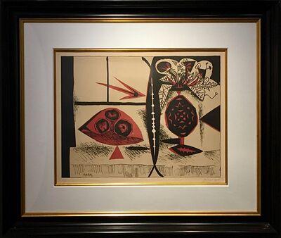 Pablo Picasso, 'Composition Au Vase De Fleurs ', 1947