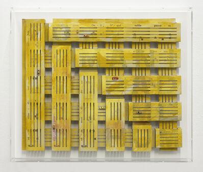 Thomas Bayrle, 'O Mani Padme Hum', 2012