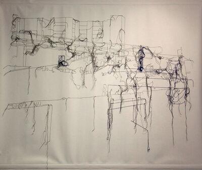 Viviana González, 'Elefante Blanco 2', 2017