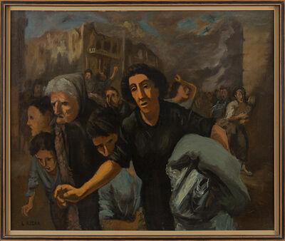 Louis Ribak, 'Guernica', c. 1936