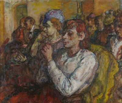 Henry Botkin, 'The Concert', ca. 1940