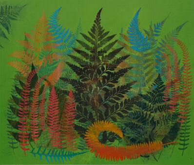 Philip Taaffe, 'Aspidium, Pteris, Sage', 2014