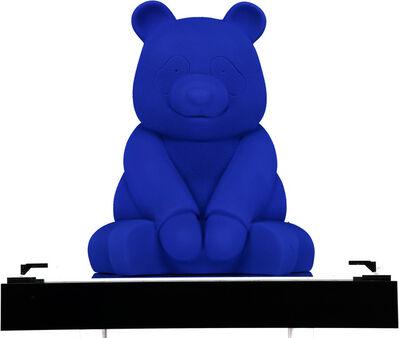 Hiro Ando, 'Pandasan Pigment Polychrome Blue', 2011