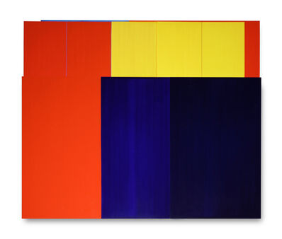 Imi Knoebel, 'Ich Nicht XI', 2006
