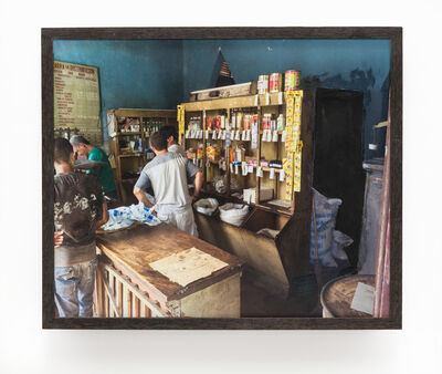 Joseph Seipel, 'Grocery Store with Back Room #1 (Camaguey, Cuba)', 2018