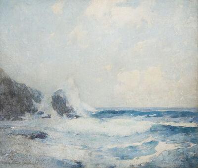 Soren Emil Carlsen, 'Full Tide, Coast of Maine,', 1911