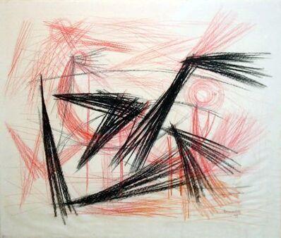 Guillaume Corneille, 'La danse des oiseaux', 1948