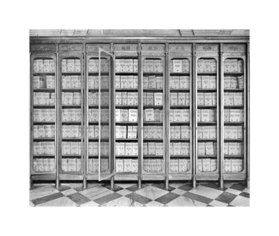 Ursula Schulz-Dornburg, 'Archivo de Indias en Seville, B03-N09', 2001/2020
