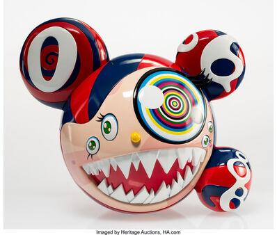 Takashi Murakami, 'Mr. Dob (Red)', 2016