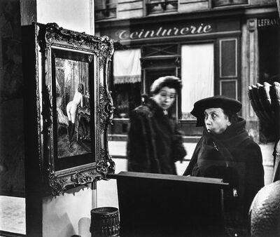 Robert Doisneau, 'La Dame Indignée.', 1980s
