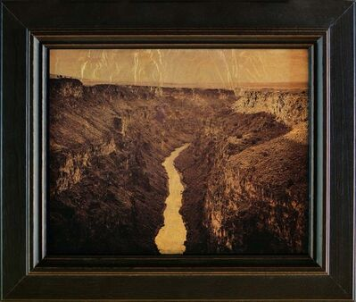 Kate Breakey, 'Rio Grande Gorge, New Mexico'