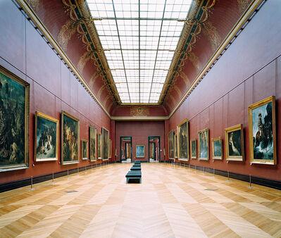 Candida Höfer, 'Musée du Louvre Paris XXI', 2005