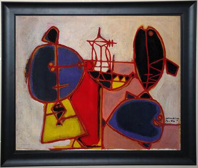 Guillaume Corneille, 'Memoires de COBrA', 1959-2004