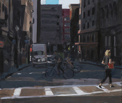 John Bonner, 'Morning In Chinatown', 2018