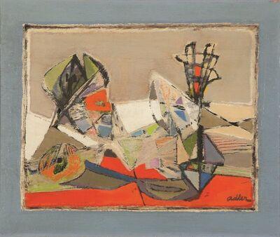 Jankel Adler, 'Composition', 1895 -1949